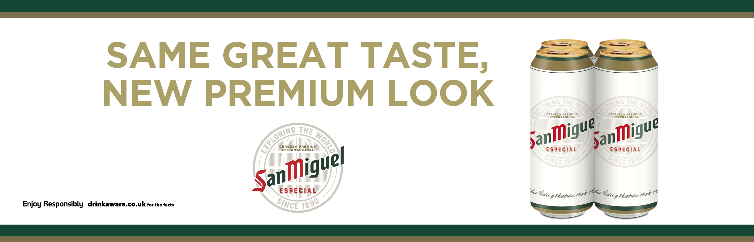 Exploring the world with Sanmiguel