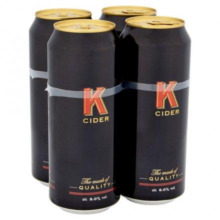 K Cider Extra Fill