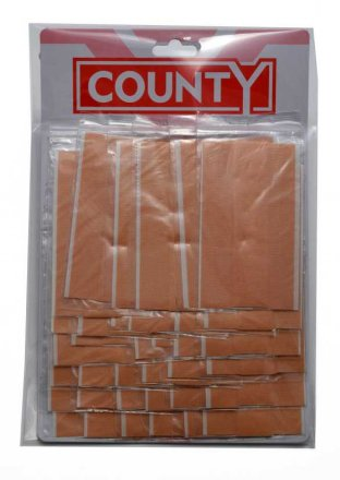 County Fabric Strip Dressing