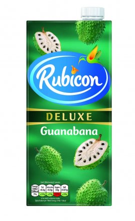 Rubicon Deluxe Guanabana Drink