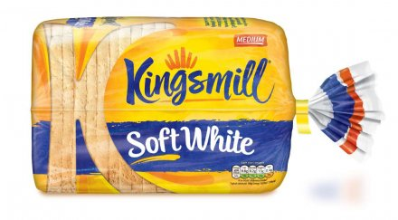 Kingsmill White Medium Bread