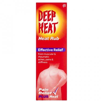 Deep Heat Rub PM 6 For 5
