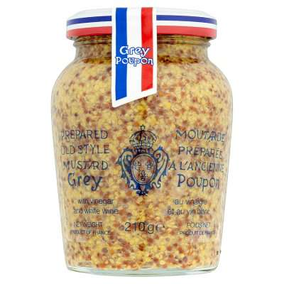 Grey Poupon Grainy Mustard