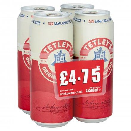 Tetley's Original Ale PM £4.75