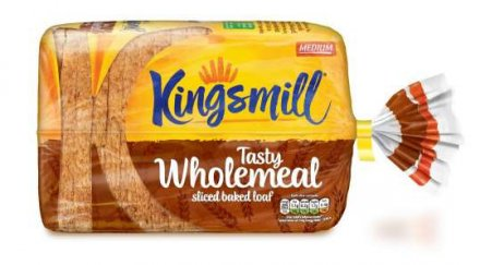 Kingsmill Tasty Wholemeal Medium Bread