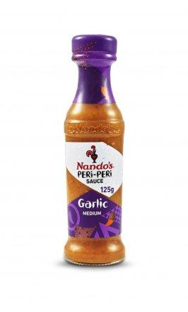 Nando's Garlic Peri Peri Sauce