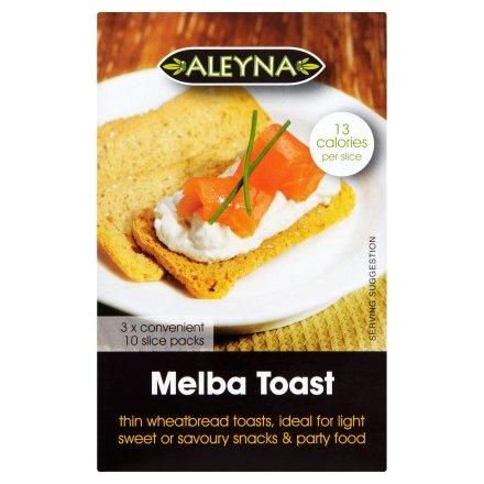Aleyna Melba Toast