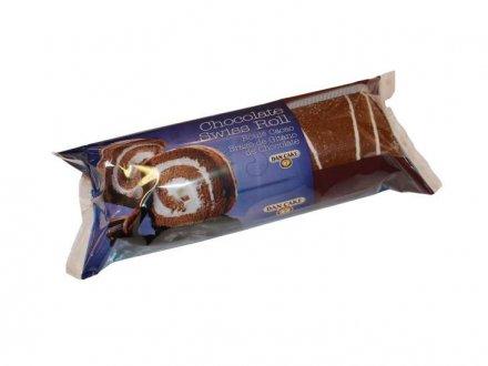 Dan Cake Chocolate Swiss Roll