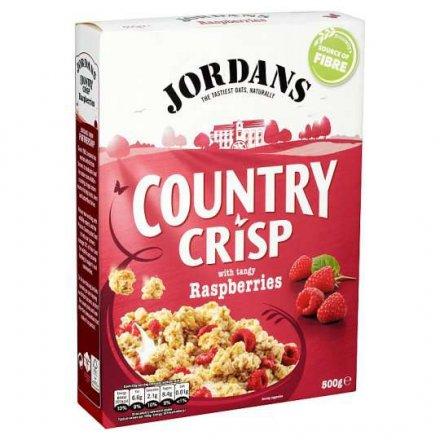 Jordans Country Crisp Raspberry Cereal
