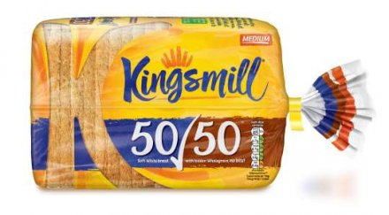 Kingsmill 50/50 Medium Bread
