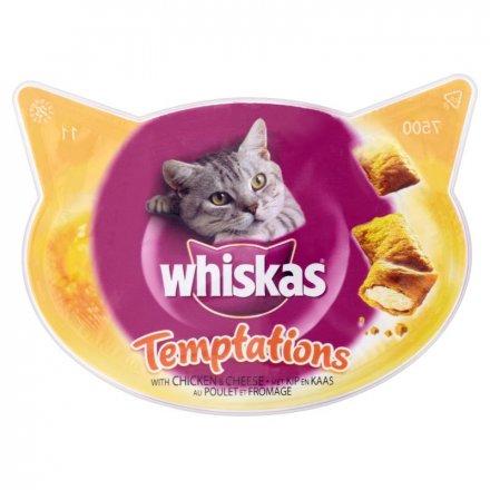Whiskas Temptation Chicken & Cheese