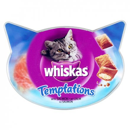 Whiskas Temptation Salmon