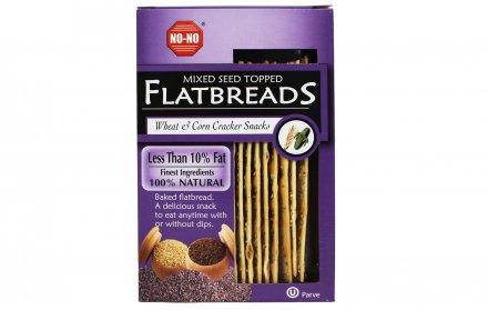 No-No F/Breads Mixes Seed 125G