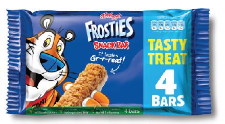 Kellogg's Frosties Cereal & Milk Bars