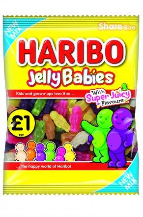 Haribo Jelly Babies PM £1