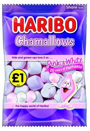 Haribo Chamallows PM £1