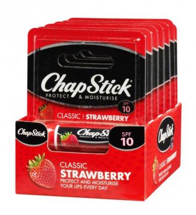 Chapstick Strawberry