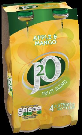 J2O 4Pk Mango NRB