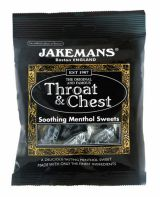 Jakemans Throat and Chest Soothing Menthol Sweets