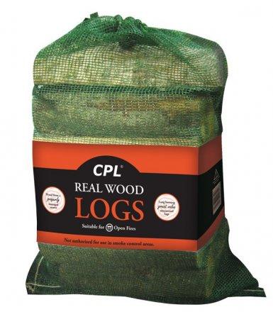 Homefire Real Wood Logs Bag