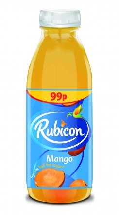 Rubicon Mango Still PET PM 99p