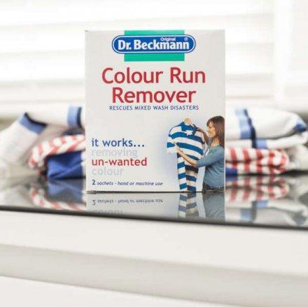 Dr Beckmann Colour Run Remover for Colours
