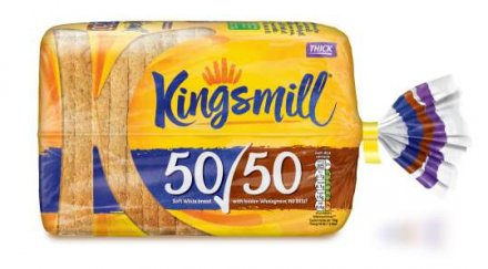 Kingsmill 50/50 Thick Bread
