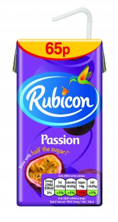 Rubicon Passion Juice PM 65p