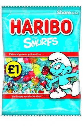Haribo Smurfs PM £1