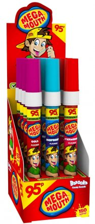 Bazooka Topps Mega Candy Spray PM 95p