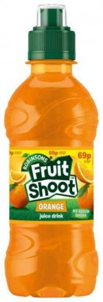 Fruit Shoot Orange Ls PM 69p