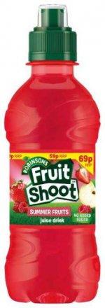 Fruit Shoot Summer Fruit Ls PM 69p