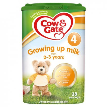 Cow & Gate Imf Powder Growing Up Milk 2 Year Formula