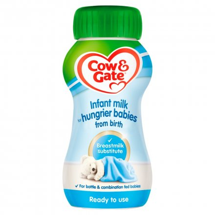 Cow & Gate Hungrier Pb En Ready To Drink Formula