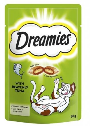 Dreamies Tuna Cat Treats