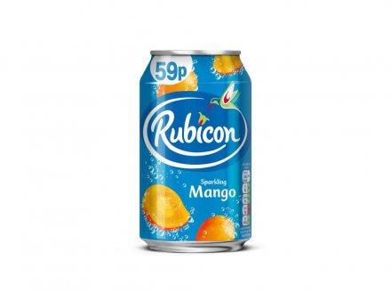 Rubicon Mango Cans PM 59p