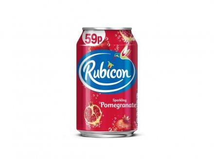 Rubicon Pomegrante Cans PM 59p