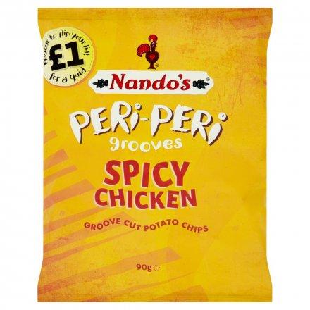 Nandos Crisp Chicken PM £1