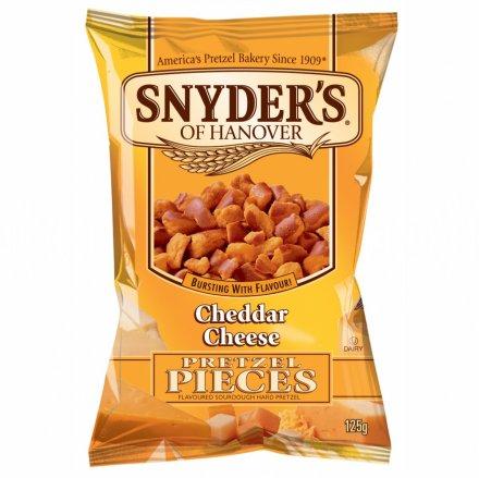 Snyders Cheddar Pieces
