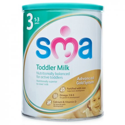 SMA Toddler Powder