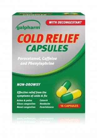Cold Relief Capsules