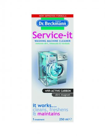 Dr Beckmann Service-it Washing Machine Cleaner with Active Carbon