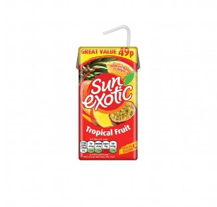 Sun Exotic Tropical Juice PM 49p