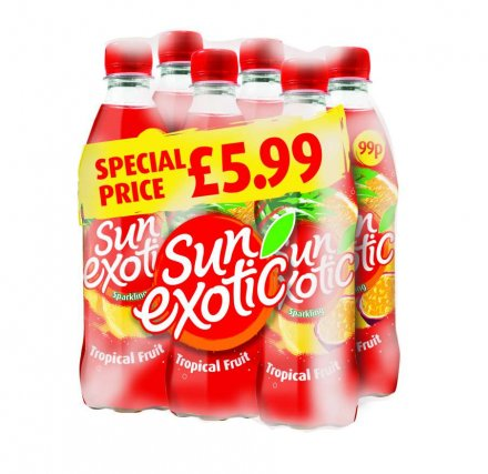 Sun Exotic Tropical PM 99p