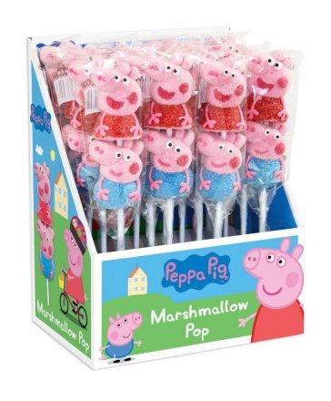 Bazooka Peppa Pig Marshmallow