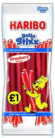 Strawberry Balla Stixx PM £1