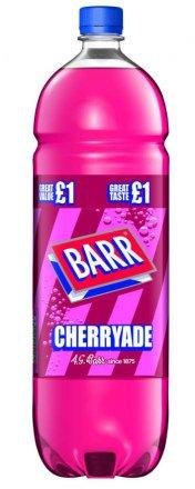 Barr Cherryade PM £1