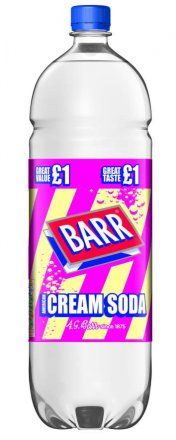 Barr Cream Soda PM £1