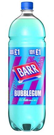 Barr Bubblegum PM £1