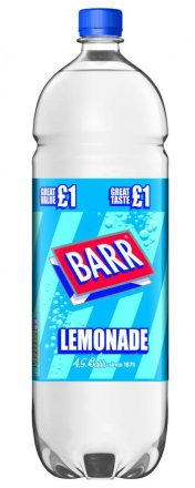 Barr Lemonade PM £1